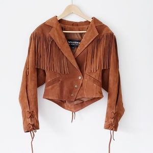 Wilsons the leather experts-Vintage leather jacket